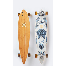 "Arbor Complete Skateboard - Fish 37""- Bamboo"