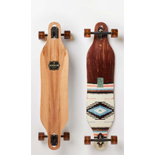 "Arbor Complete Skateboard - Axis 37"" Flagship - Red Gum"