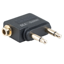 Sea to Summit Travel Airline Audio Adapter