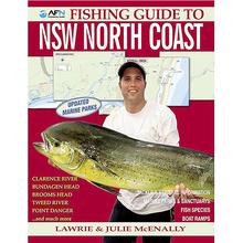 AFN Fishing Guide To New Wales North Coast Book