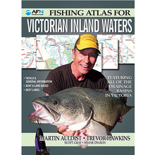 AFN Fishing Atlas For Victorian Inland Waters Guide Book