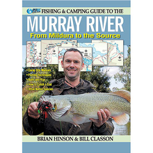 AFN Fishing And Camping Guide To The Murray River Guide Book