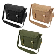 Kookaburra Canvas Shoulder Bag