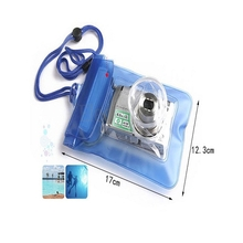 Digital Camera Underwater Waterproof Case Dry Bag Scuba Swimming Waterproof Bag