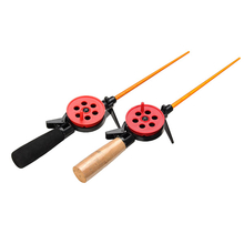 HFB-8/8X Winter Ice Fishing Rod Fishing Rod Unitary Small Sea Rod