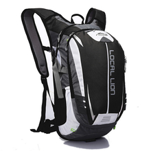 15L Unisex Riding Backpack Super Light Anti Splash Breathable Bicycle Climbing Bag