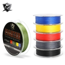 SeaKnight 100M Multifilament PE Braided Fishing Line 4 Stands 8-60LB Fishing Line