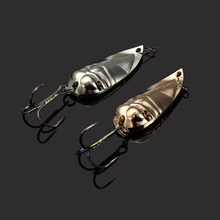 15-20g Metal Spoon Lure Paillette Fishing Lure Sequins Lure Bait Bass