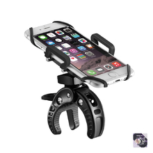 BlitzWolf¶ô¶¸ BW-MH2 Heavy Duty Bike Phone Mount Holder with Tight Rubber Band & 360 degree Rotate