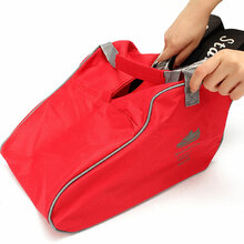 Outdoor Travel Shoe Storage Bag Pouch Portable Waterproof Shoe Protection Case For Trip Journey
