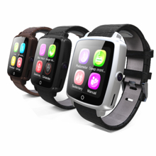 U11C GSM/SIM Bluetooth Smart Watch with Camera 0.3 MP For iOS/Android iPhone Samsung