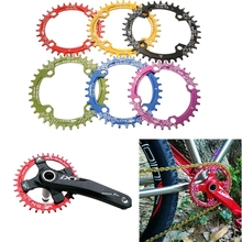 104mm Bike Bicycle Narrow Wide Single Speed Oval Circle Chainring 32T 34T 36T