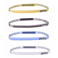 Silicone Sweatband Multi Function Sports Headwear Running Cycling Sweat Control Head Band