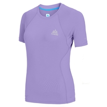 AONIJIE Women Sports Bicycle Short Sleeve Quick Dry T Shirt Breathable Running Wicking Clothes Summe