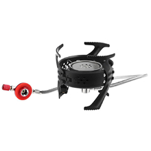 Alocs Outdoor Windproof Cooking Stove Camping Picnic Gas Furnace Burner Split Type Cooker