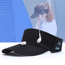 Bluetooth Caps Outdoor Wireless Smart Music Speaker Headphone Handsfree for Smart phone