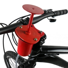 120db Cycling Bike Bicycle Air Horn Pump Bell Alarm Super Loud Professional Red