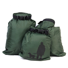 Waterproof Dry Bags Storage Packs For Canoe Kayak Rafting Camping Trekking Travel Kit