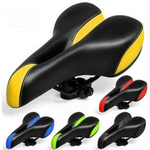 Bicycle Saddle Comfortable Mountain Bike Seat Cushion Fixed Gear Bike Seat Cushion Pad