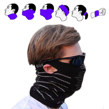 Outdoor Multifunction Magic Scarf Face Protection Biking Bicycle Mask Warm Windproof Scarf