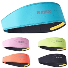 RIMIX Sport Sweat Headband Outdoor Fitness Breathable Hidroschesis Cooling Band