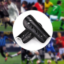 1 Pair Men Football Soccer Shin Pad Basketball Leg Guard Sports Protective Gear