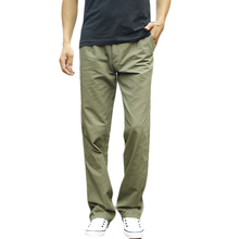 FIND™ Fashion Mens Loose Cotton Solid Color Pants Outdoor Comfortable Casual Pants