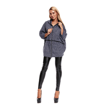 FIND™ Casual Women Thick Coat Pocket Zipper Hooded Jacket