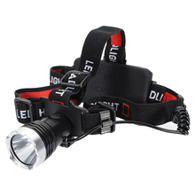 XML T6 LED Rechargeable Headlamp Headlight for Cycling Bike Bicycle