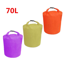 70L Waterproof Dry Bag Pack For Boat Floating Kayaking Camping Hiking