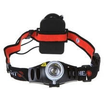 Bike Ultra Bright Q5 LED Zoomable Headlamp Headlight