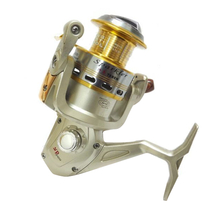 Outdoor Fishing Tackle 8 Shaft 5000 5:2:1 Fishing Line Reel Metal Cup