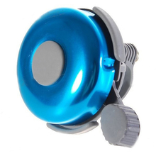 Aluminum Alloy Continous Sound Bicycle Mini Bell Color Optional