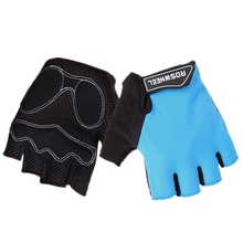 ROSWHEEL Cycling Half Finger Gloves Outdoor Glove Bike Accessories
