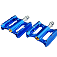 SCUDGOOD Aluminum Alloy Bicycle Bearing Pedals With Anti-skid Peg