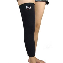 1 Pcs Leg Knee Support Brace Warp Kneepad Legging Protector For Sports Fitness Sprain Injury