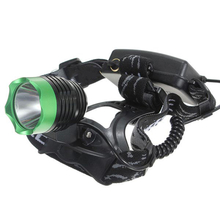 Bike Headlamp XM-L T6 LED 3 Mode Adjustable Rechargeable Headlight