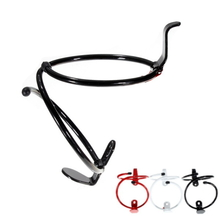 Bike Bicycle Aluminum Alloy S-shaped Water Bottle Cage Holder