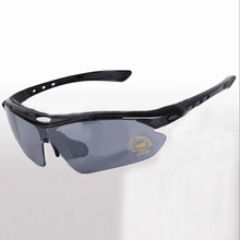 Bike Cycling Sunglasses Polarized Riding Glasses With 5 Colorful Lens