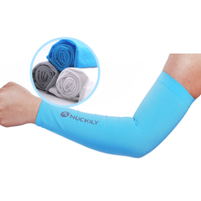 Anti-sunburn Bike Cycling Arm Sleeves Outdoor Bike Arm Warmers