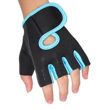 Cycling Training Weightlifting Boating Half Finger Gloves