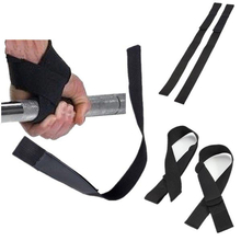 2 Pcs Padded Training Weight Lifting Hand Wrist