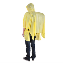 Portable Outdoor Raincoat Hiking Backpack Camping Conjoined Poncho