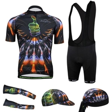 3D Cycling Clothing Sportwear Bicycle Bike Cycling Suit