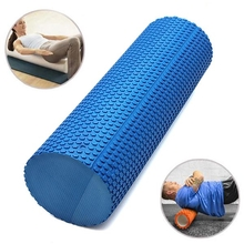 45x15cm EVA Yoga Pilates Home Gym Foam Roller Massage Trigger Point