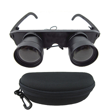 3x28 Magnifier Glasses Fishing Optics Binoculars Telescope Theater