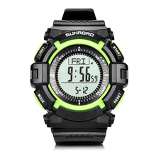 Sport Watch Outdoor Multifunction Hiking Camping Wristwatch FR822A