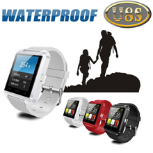 Original Waterproof U8S Sport U Watch Bluetooth Smart Wrist Sports