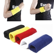 13.5*7cm Sports Fitness Wrist Sweatband Hand Wrap Wristband