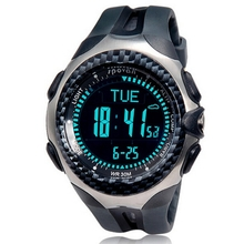 Spovan MINGO Sports Functional Outdoor Digital Compass Hiking Watch